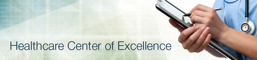 Healthcare Center of Excellence